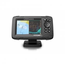Lowrance Hook Reveal 5 HDI 50/200 GPS Plotter Sonda