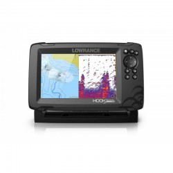 Lowrance Hook Reveal 7 HDI 83/200 GPS Plotter Sonda
