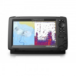 Lowrance Hook Reveal 9 HDI 50/200 GPS Plotter Sonda