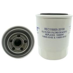 Filtro aceite Yanmar 124550-35110 - 124085-35113