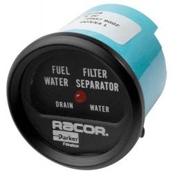 Reloj para sensor agua